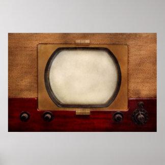 Americana - TV - The 10 incher Print