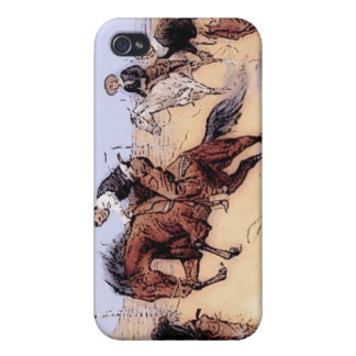 Americana:  West: Cowboys Cases For iPhone 4