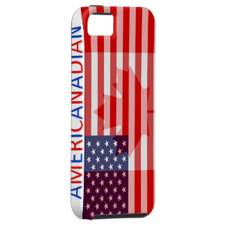 AmeriCanadian iPhone 5 tough case