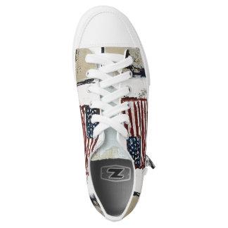 Americanos Printed Shoes