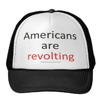 Americans Are Revolting Hat