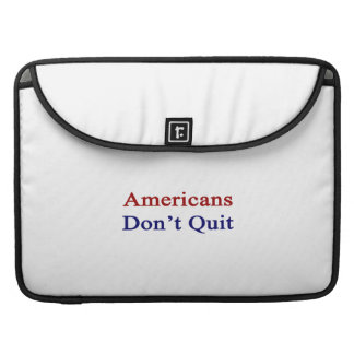 Americans Don t Quit Sleeves For MacBooks