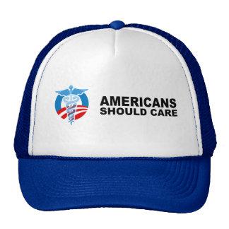 Americans should care mesh hats