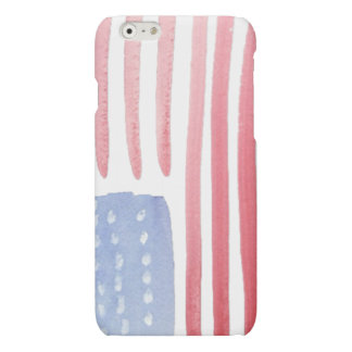 Americans USA Flag iPhone 6 Plus Case