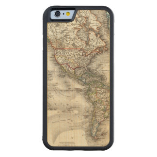 Americas Carved Maple iPhone 6 Bumper Case