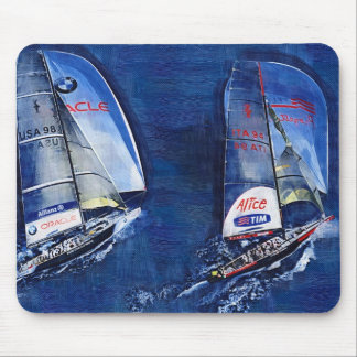 America's Cup, Valencia Spain 2007 Mouse Mat