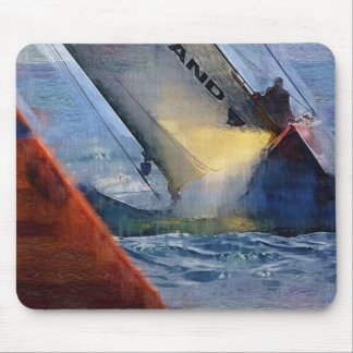 America's Cup, Valencia Spain 2007, Team New Zeala Mouse Mat