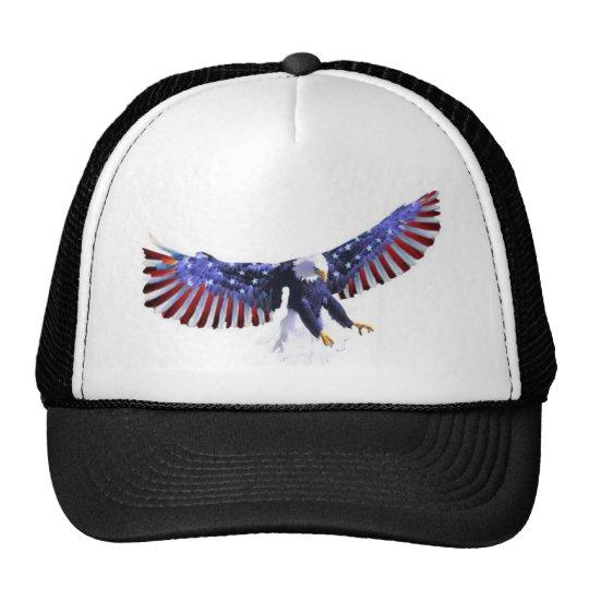 America's eagle cap