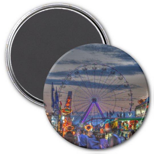 America's Fair Dusk Magnet