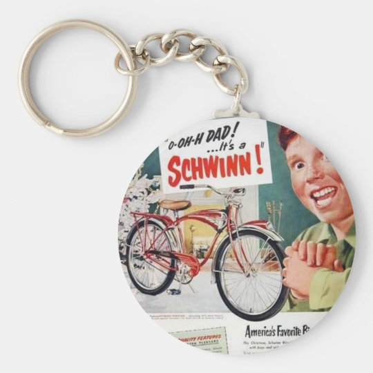 America's Favourite Bicycle Key Ring
