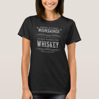 America's First Moonshiner George Washington Shirt