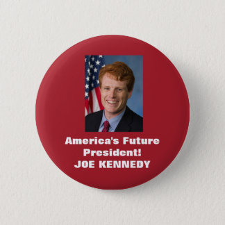 America's Future President Joe Kennedy button