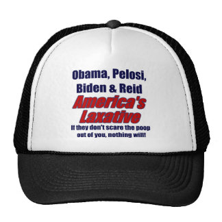America's Laxative Mesh Hats