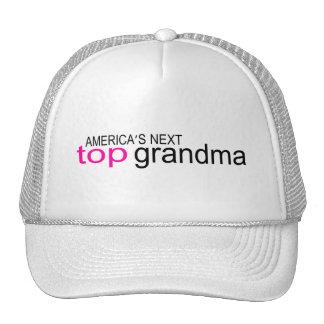 Americas Next Top Grandma Cap