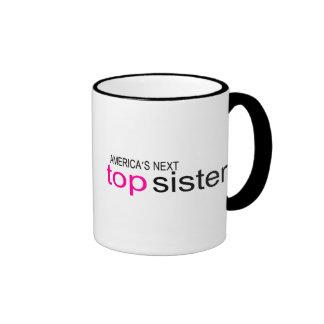 Americas Next Top Sister Mug