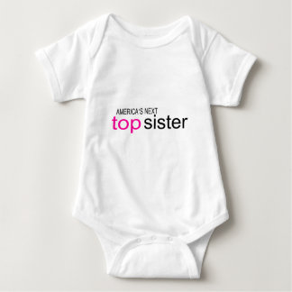 Americas Next Top Sister Tee Shirt
