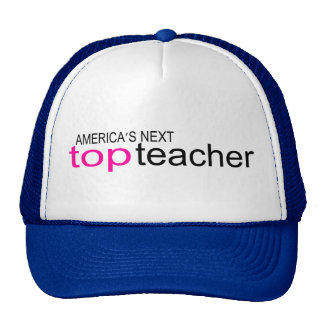 Americas Next Top Teacher Cap
