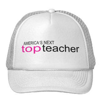 Americas Next Top Teacher Trucker Hat