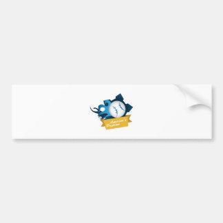 Americas Pastime Bumper Sticker