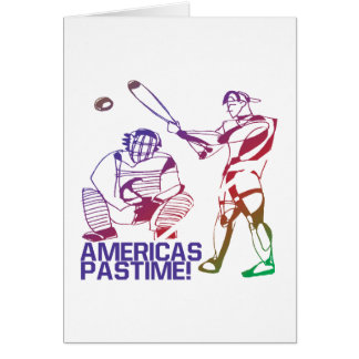 Americas Pastime Cards
