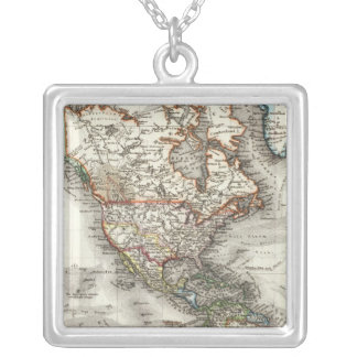 Americas Silver Plated Necklace