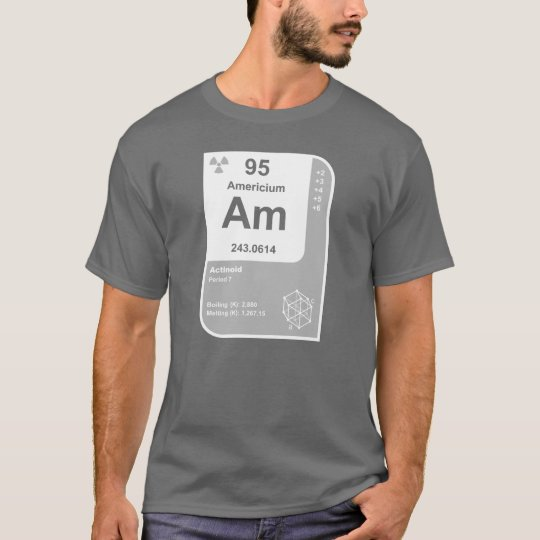 Americium (Am) T-Shirt