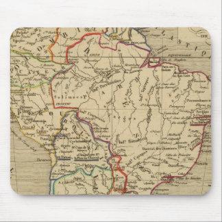 Amerique Meridionale en 1840 Mousepads