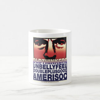 AmeriSoc Classic White Coffee Mug