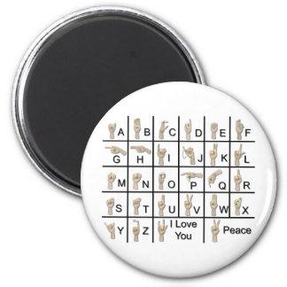 AmeslanAlphabet120710 Magnet