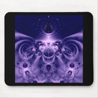 amethyst 3rd eye weeping mouse pads