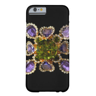 Amethyst and Peridot Barely There iPhone 6 Case