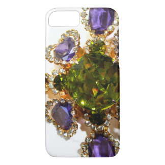 Amethyst and Peridot iPhone 7 Case