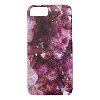 Amethyst Crystal design iPhone 7 Case