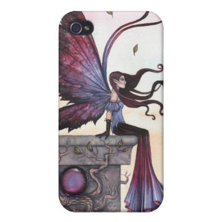 Amethyst Dream Faerie Fantasy Art iPhone Case iPhone 4/4S Covers