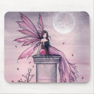 Amethyst Fairy Gothic Celestial Mousepad