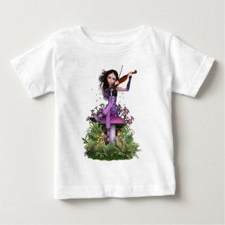 Amethyst Fairy ~ Sweet Melody Baby T-Shirt