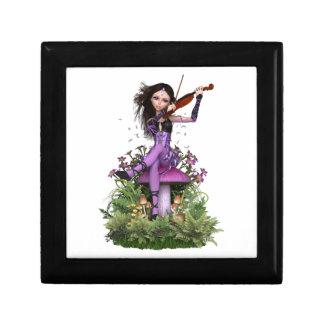 Amethyst Fairy ~ Sweet Melody Gift Box