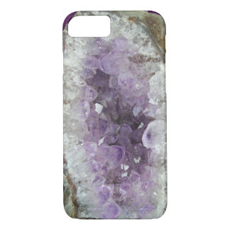 Amethyst Geode iPhone 7 Barely There Case