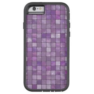 Amethyst Geometric Decorative Tile Pattern Tough Xtreme iPhone 6 Case
