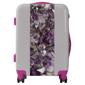 Amethyst Luggage from Kailin Gow's Go Girl Show