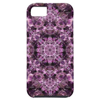 Amethyst Mandala Case For The iPhone 5