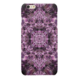 Amethyst Mandala iPhone 6 Plus Case