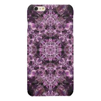 Amethyst Mandala iPhone 6 Plus Case