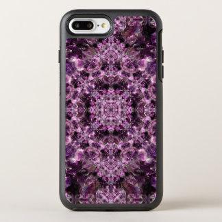 Amethyst Mandala OtterBox Symmetry iPhone 7 Plus Case
