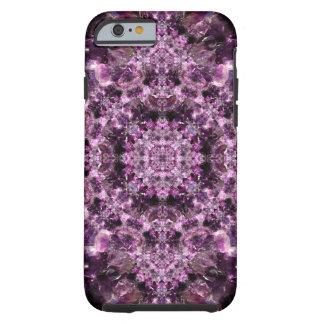 Amethyst Mandala Tough iPhone 6 Case