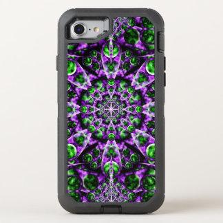Amethyst Portal Mandala OtterBox Defender iPhone 7 Case