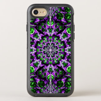 Amethyst Portal Mandala OtterBox Symmetry iPhone 7 Case
