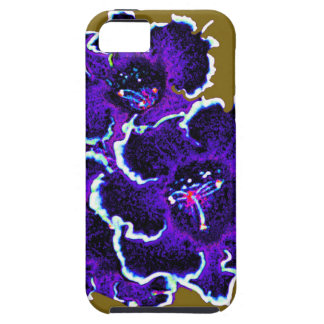Amethyst Purple Gloxinia gigts By Sharles iPhone 5 Cases