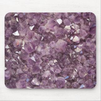 Amethyst Semi Precious Stone Mousepad