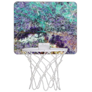 amethyst stone texture pattern rock gem mineral am mini basketball hoop